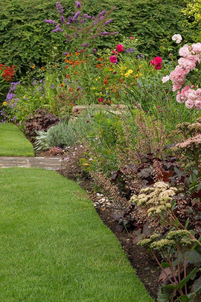 Country garden ilkley 2012 2016 melissa morton for Country garden design